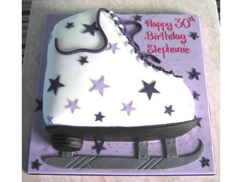 Ice Skating Boot for Stephanie in Thornton Cleveleys from Madeira