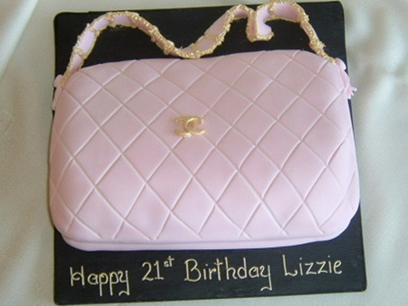 Lizzie - Replica Chanel handbag for 21st birthday